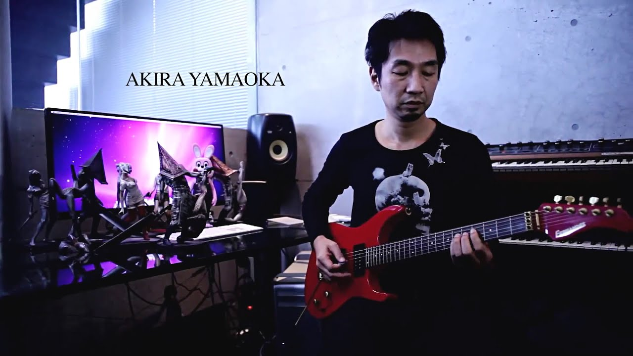 آکیرا یامائوکا