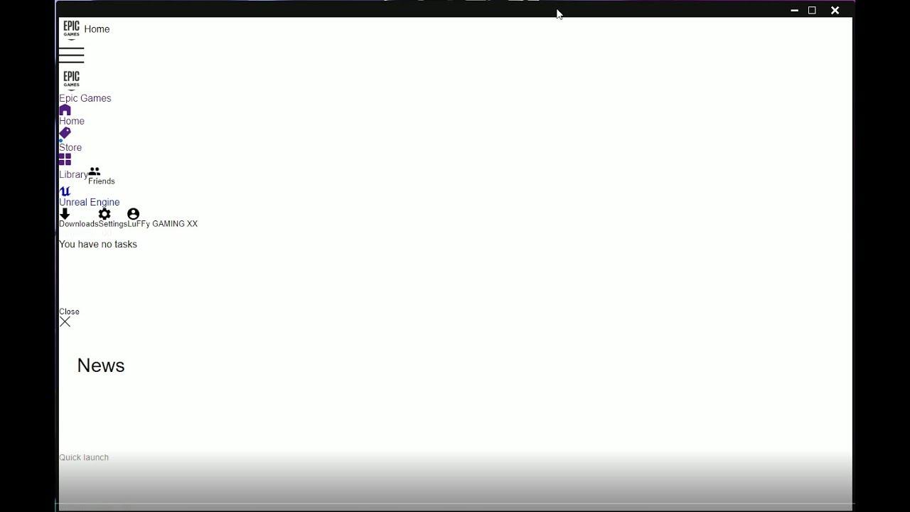 ارور بازی Fortnite