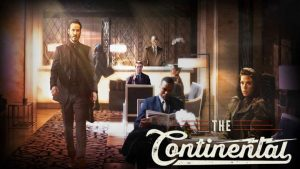 شبکه Starz سریال جان ویک John Wick: Chapter 4 The Continential