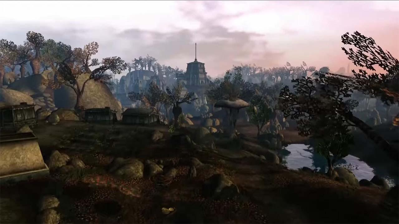 بازی The Elder Scrolls 3: Morrowind