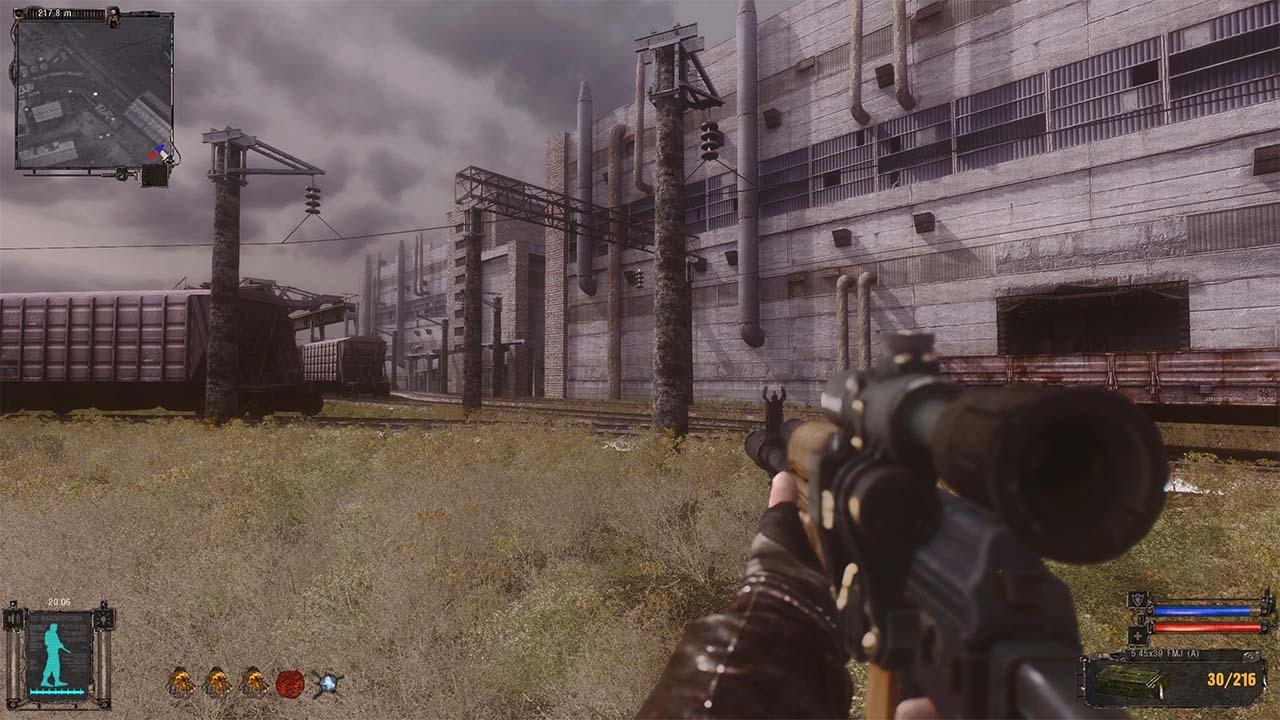 بازی Stalker: Shadow of Chernobyl