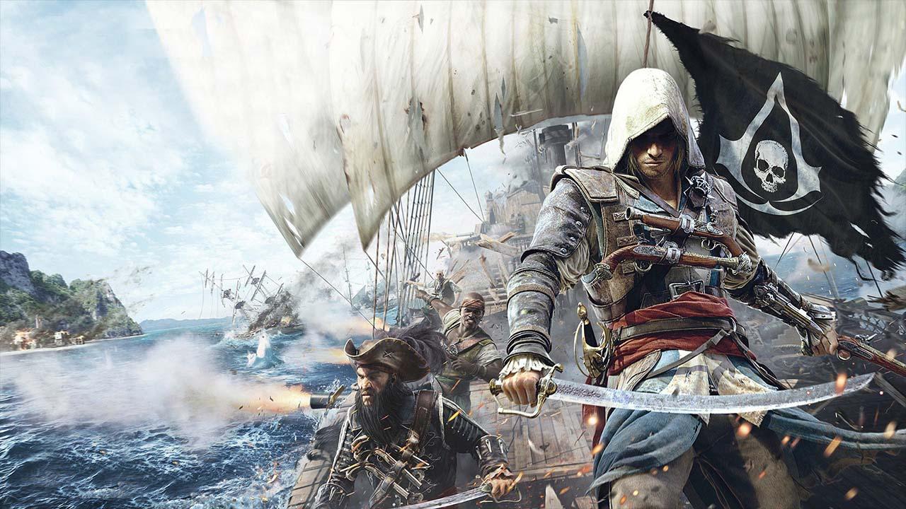 بازی Assassin's Creed 4: Black Flag