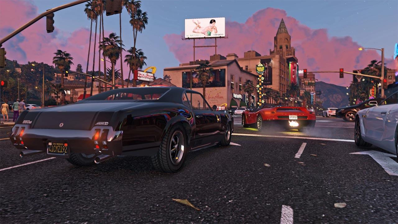 بازی Grand Theft Auto V (GTA V)