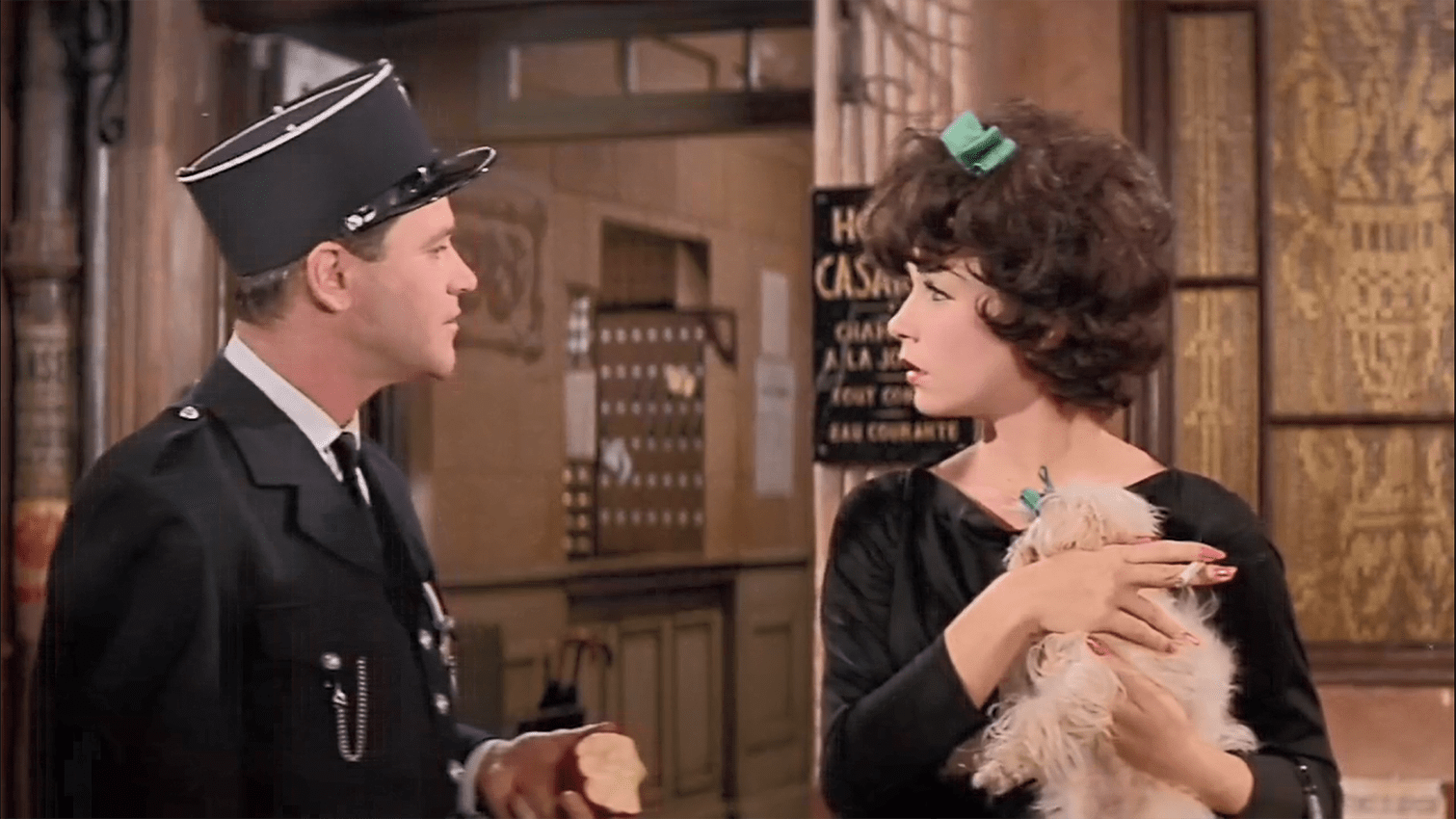 بهترین فیلم های کلاسیک| فیلم Irma la Douce 1963