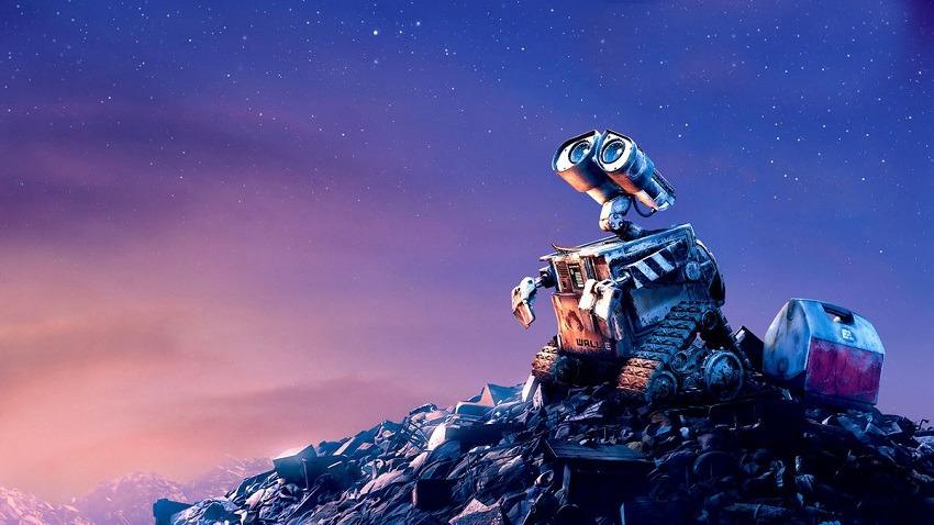 بهترین انیمیشن های تاریخ | Wall-E