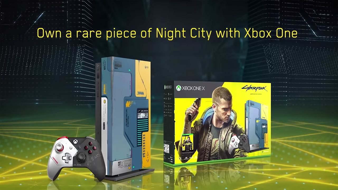 نمایش گیم پلی بازی مورد انتطار بازی Cyberpunk 2077 روی کنسول ایکس باکس سری ایکس و وان ایکس منتشر شد