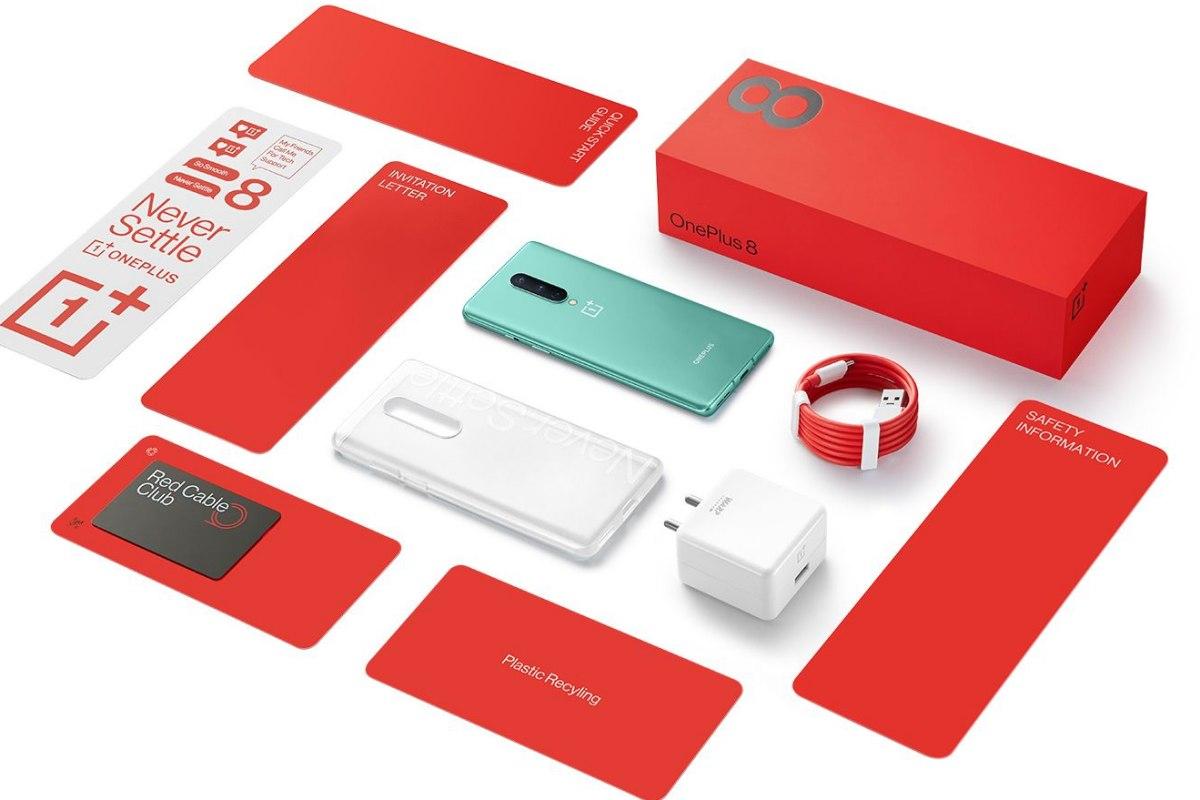 سختافزار و دیگر قابلیتهای گوشی وان پلاس 8 پرو