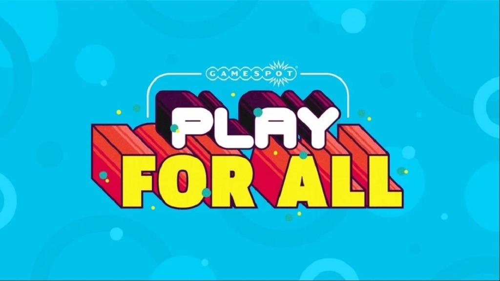 گیماسپات رویدادی با حال و هوای E3 با نام Play For All برگزار خواهد کرد