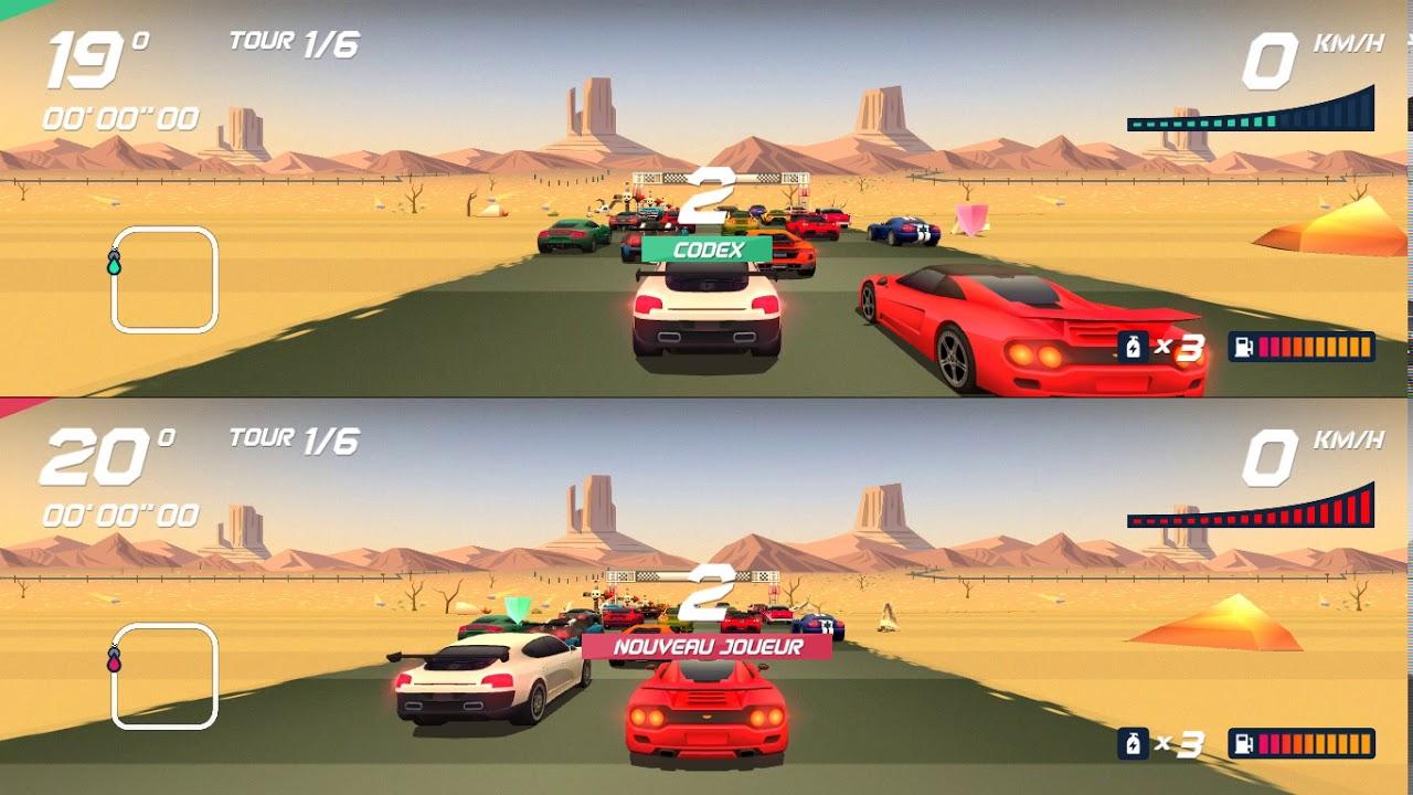 معرفی بهترین بازی های مسابقه ای Split screen