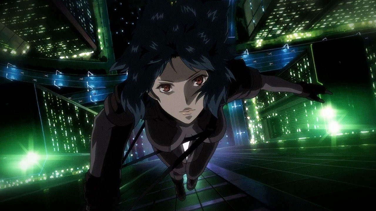 انیمه Ghost in the Shell: Stand Alone Complex