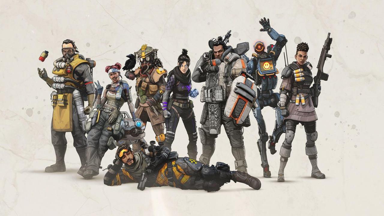 سازندگان بازی Apex Legends استودیو Respawn را ترک کردند