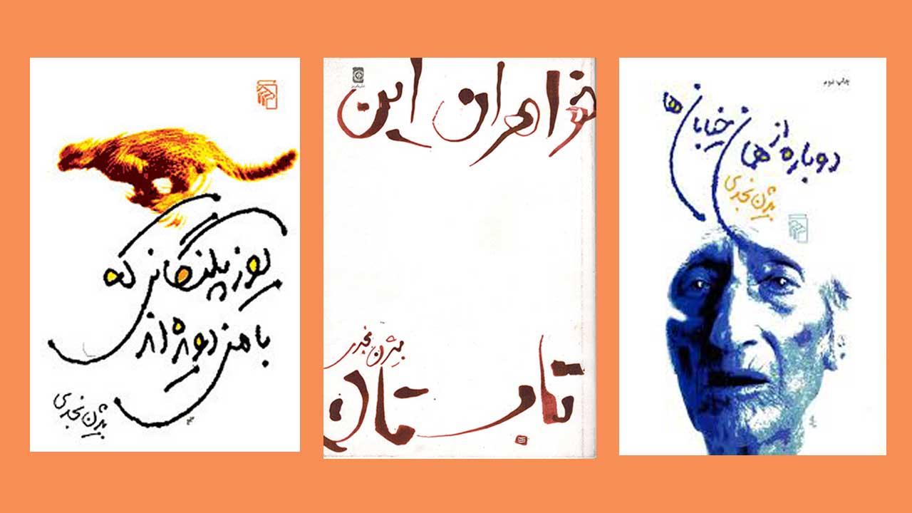 معرفی بیژن نجدی   شاعر داستانهای کوتاه