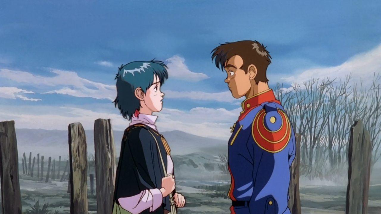 بهترین انیمه های سینمایی | انیمه Royal Space Force