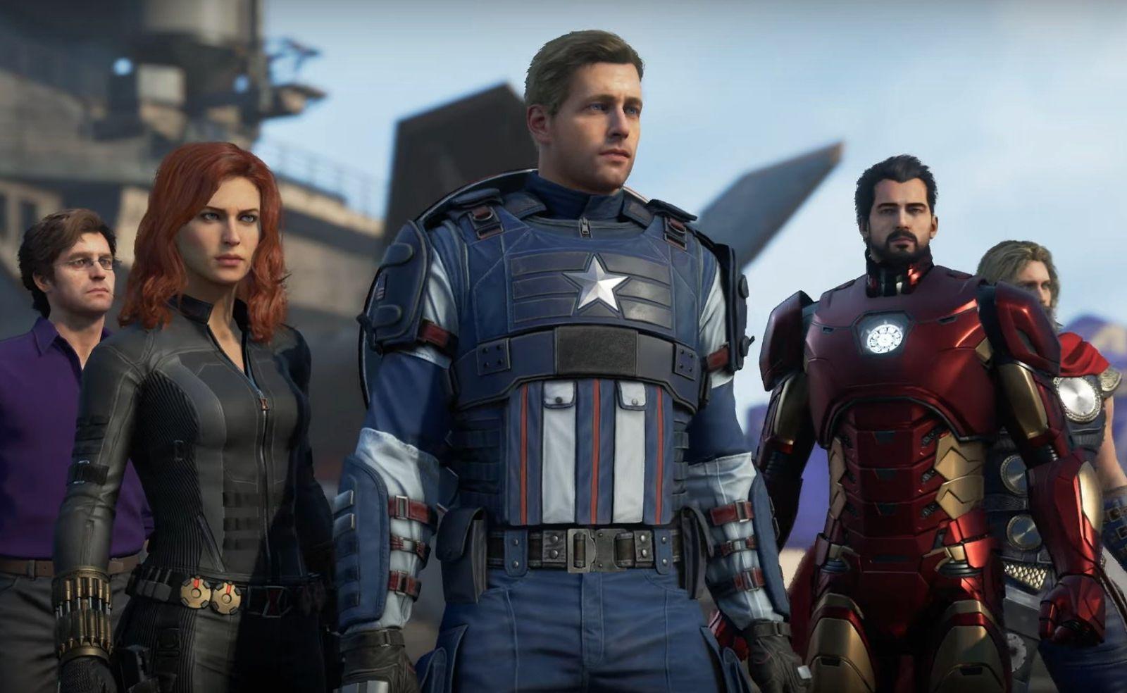 تاریخ آمدن شخصیت کیت بیشاپ برای بازی Marvel's Avengers نهایی شد