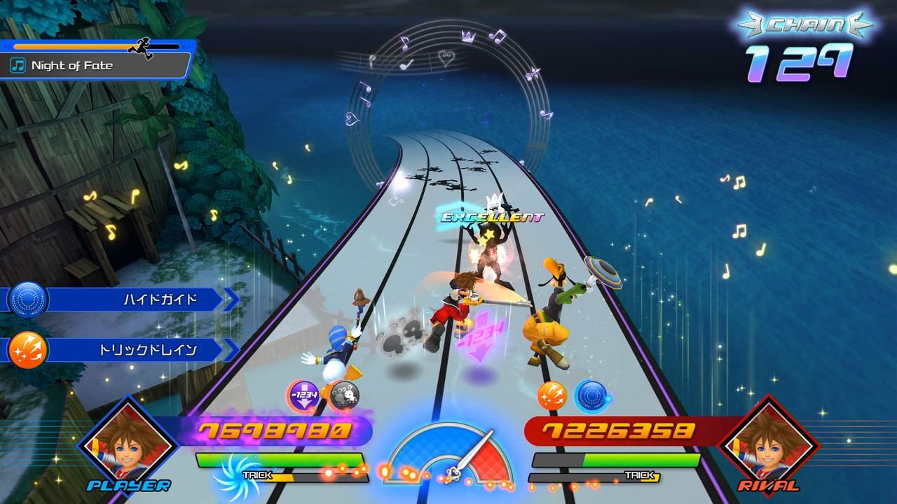 Kingdom Hearts از از بهترین بازی های 2020