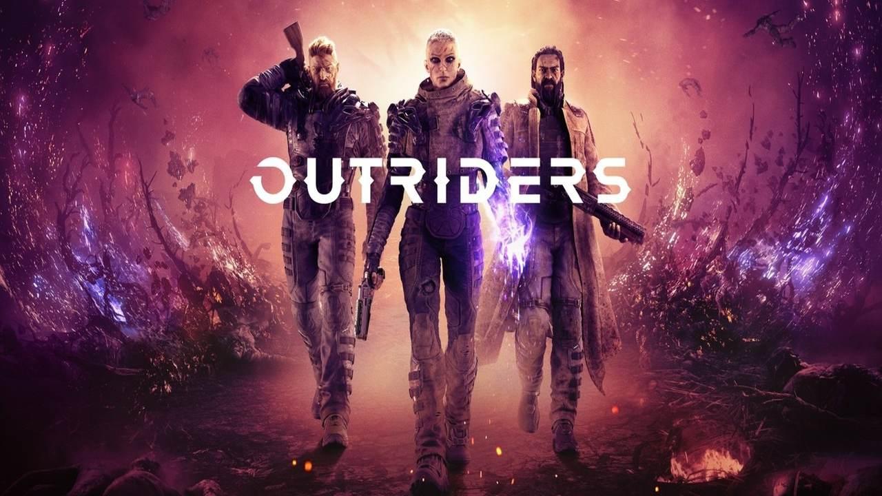 بازی Outriders از بهترین بازی های 2020
