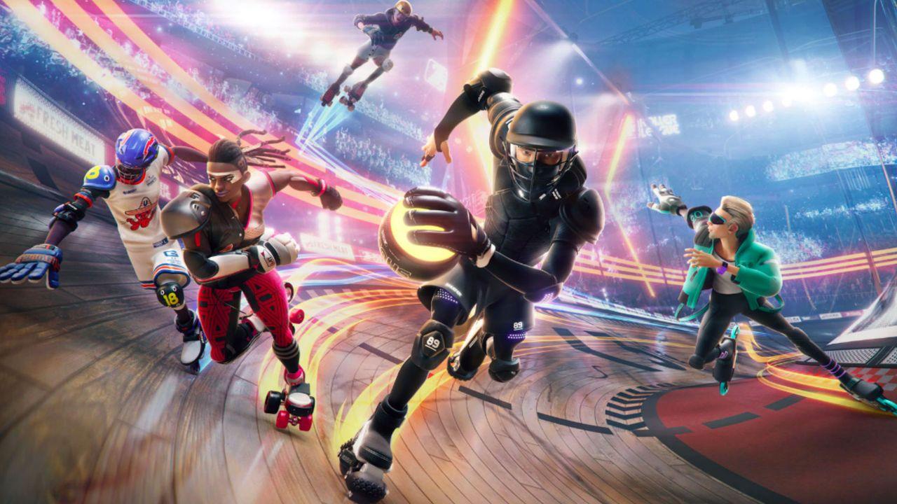 بازی Roller Champions از بهترین بازی های 2020