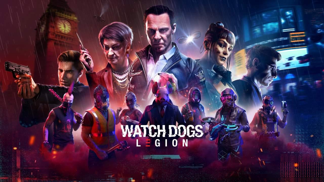 بازی Watch Dogs Legion از بهترین بازی های 2020