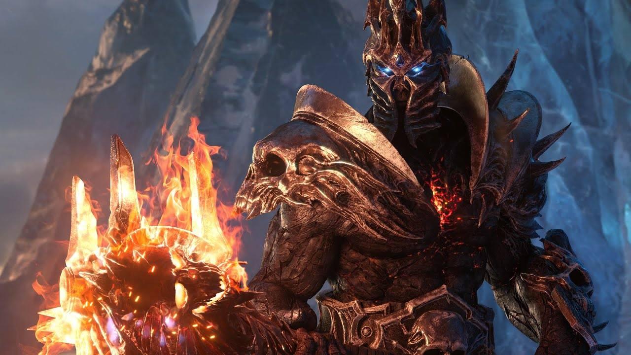 بازی World of Warcraft: Shadowlands از بهترین بازی های 2020