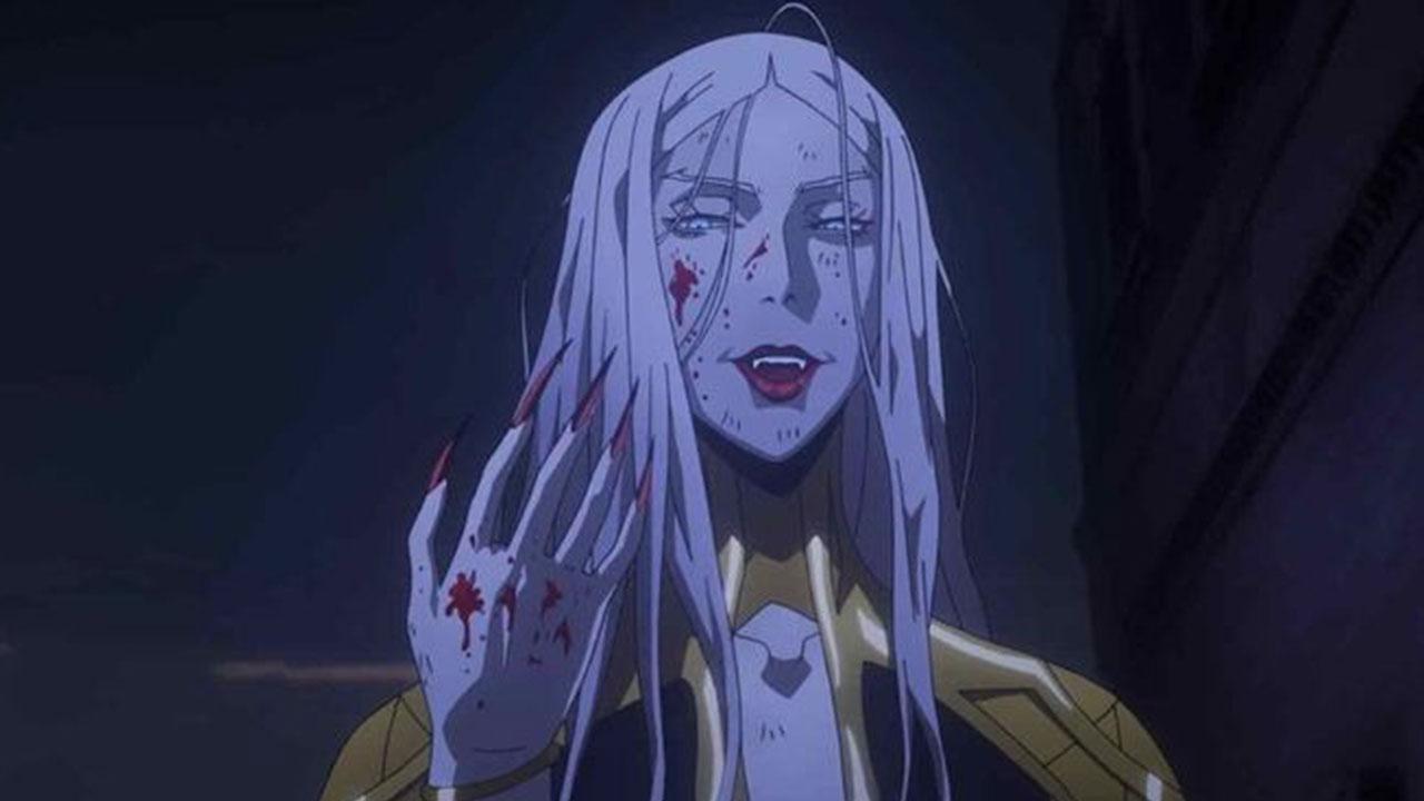 انیمه Castlevania