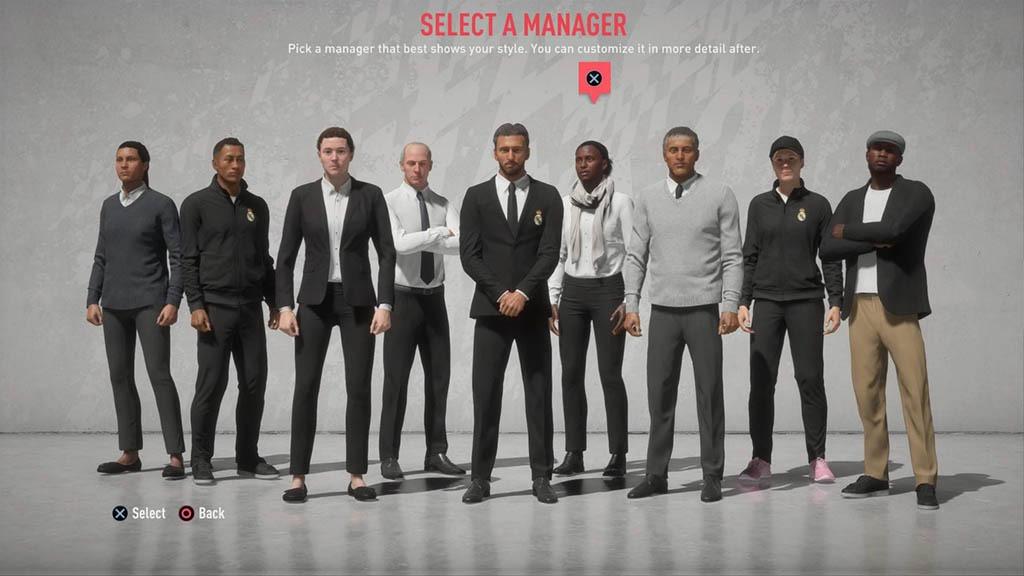راهنمای بازی فیفا 21 | راهنمای بخش کریر بازی FIFA 21