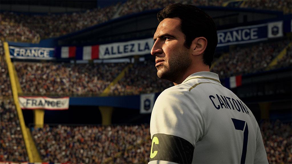 آیکون های بازی فیفا 21 | اسطوره های دنیای فوتبال را کنترل کنید!