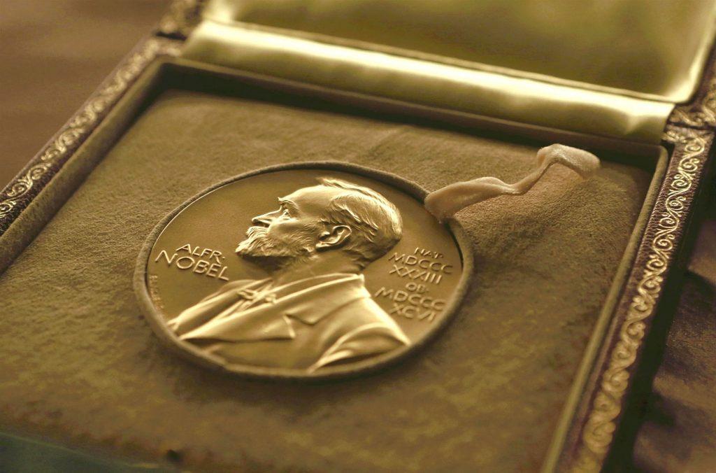جایزه ادبی نوبل