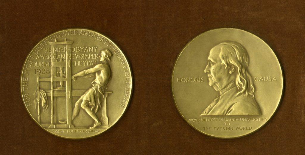جایزه ادبی پولیتزر