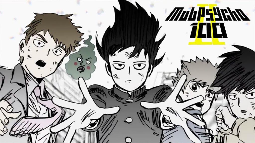 داستان انیمه Mob Psycho 100 (موب سایکو)