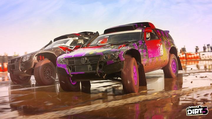 تصویری از بازی Dirt 5