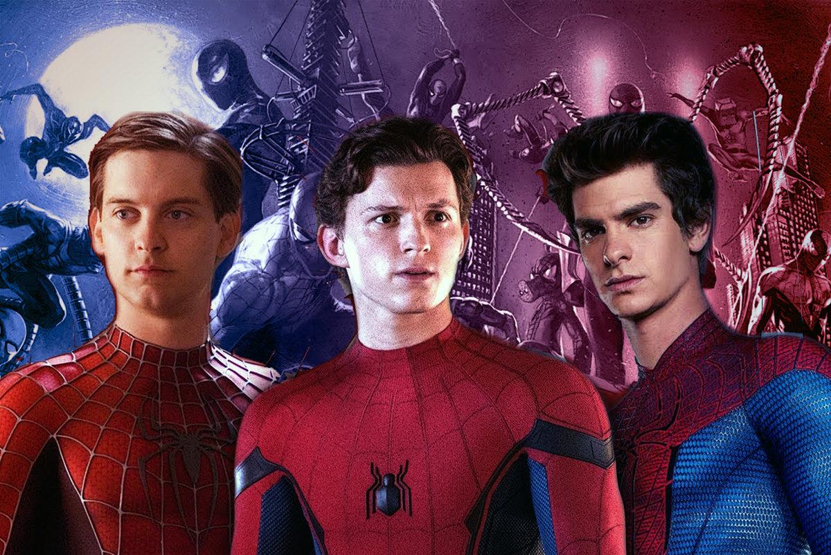 نطریه: فیلم «مرد عتکبوتی 3» نسخه لایوـاکشن کتاب کمیک Spider Verse است