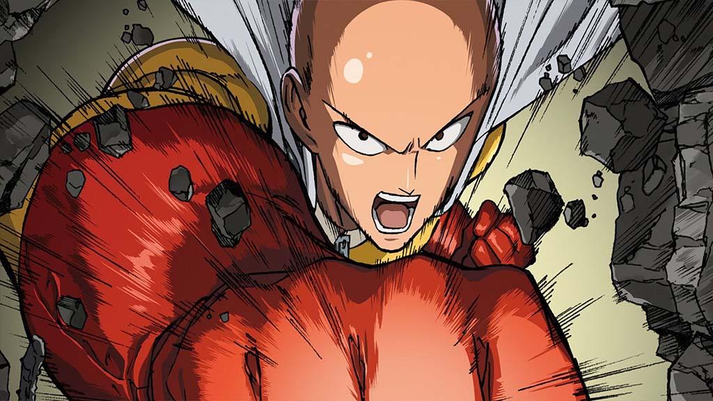 شخصیت اصلی One Punch Man