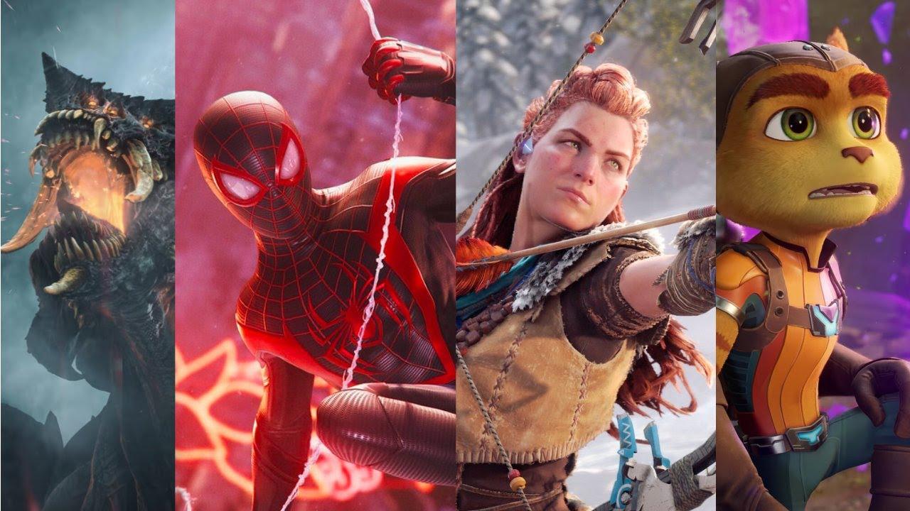لیست کامل بازی های پلی استیشن ۵   تمام بازی های PS5 که انتشارشان برای این کنسول تایید شده