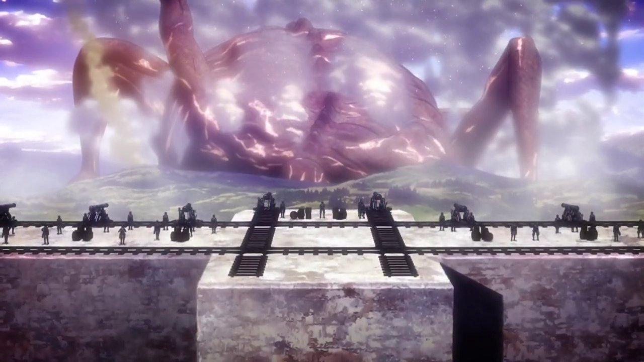 آنچه گذشت: مروری بر داستان انیمه Attack on Titan