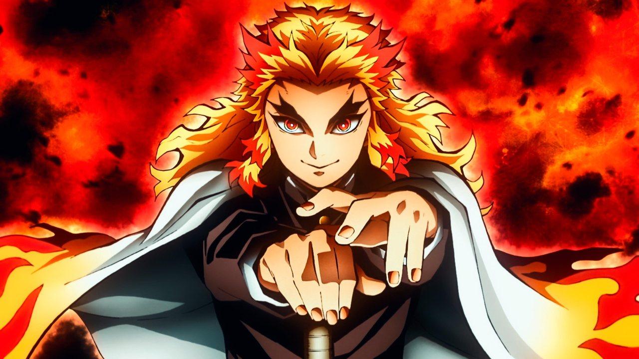 شخصیت های انیمه Demon Slayer