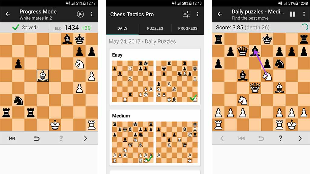 best chess games for Android
