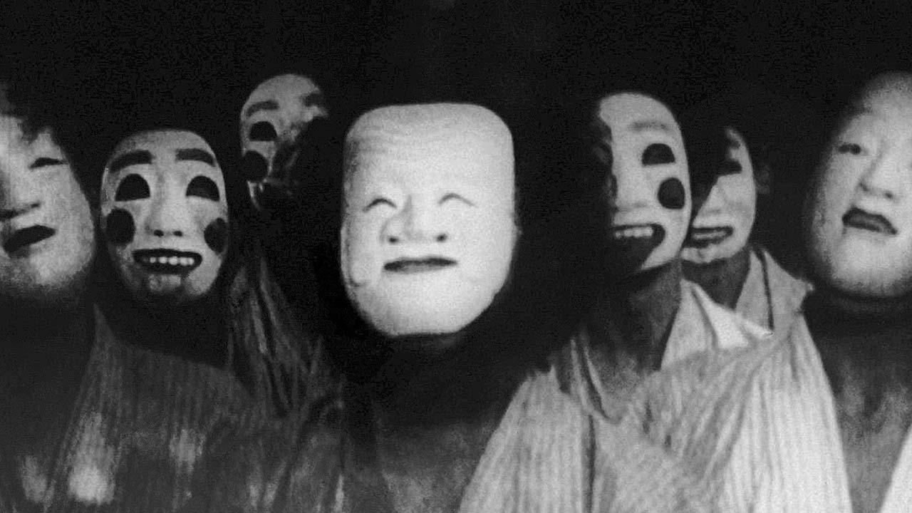 فیلم A Page of Madness (1926)