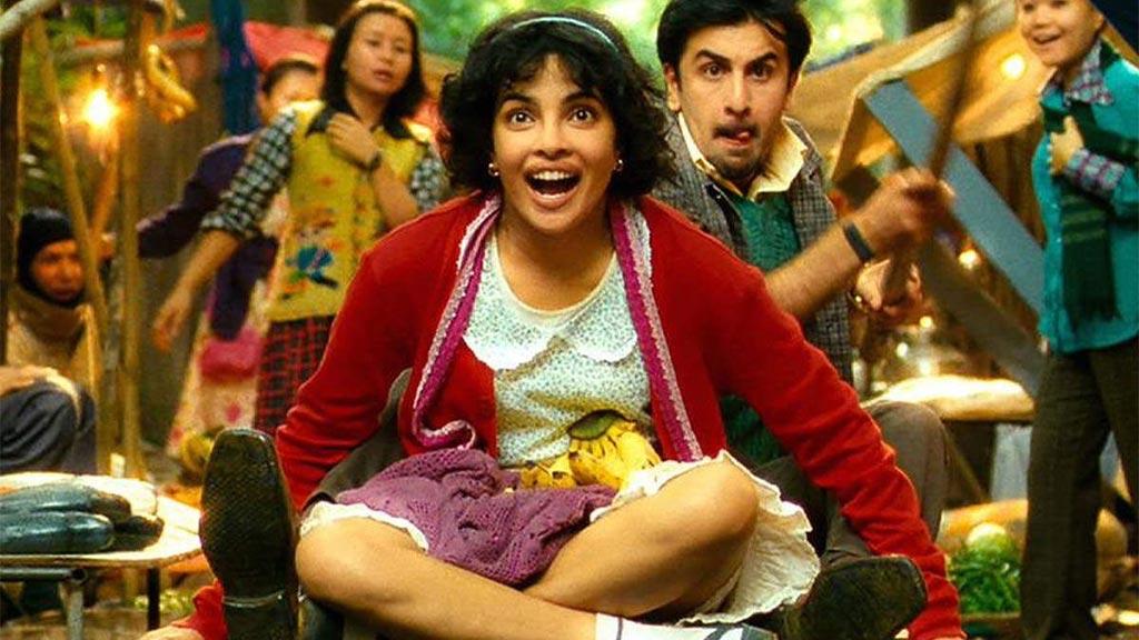 فیلم هندی برفی