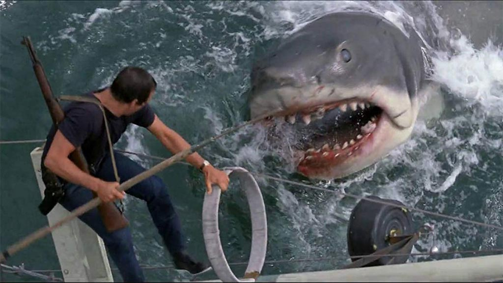 فیلم ترسناک Jaws