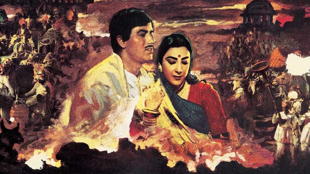 فیلم هندی Mother India