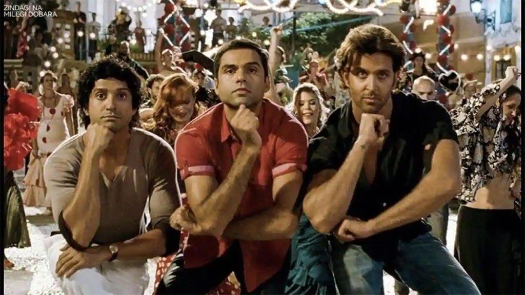 فیلم هندی Zindagi-Na-Milegi-Dobara