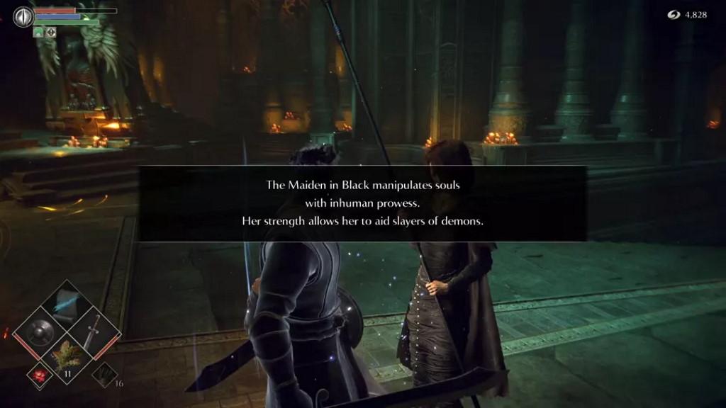 راهنمای بازی Demon's Souls : راهنمای ارتقا در بازی Demon's Souls