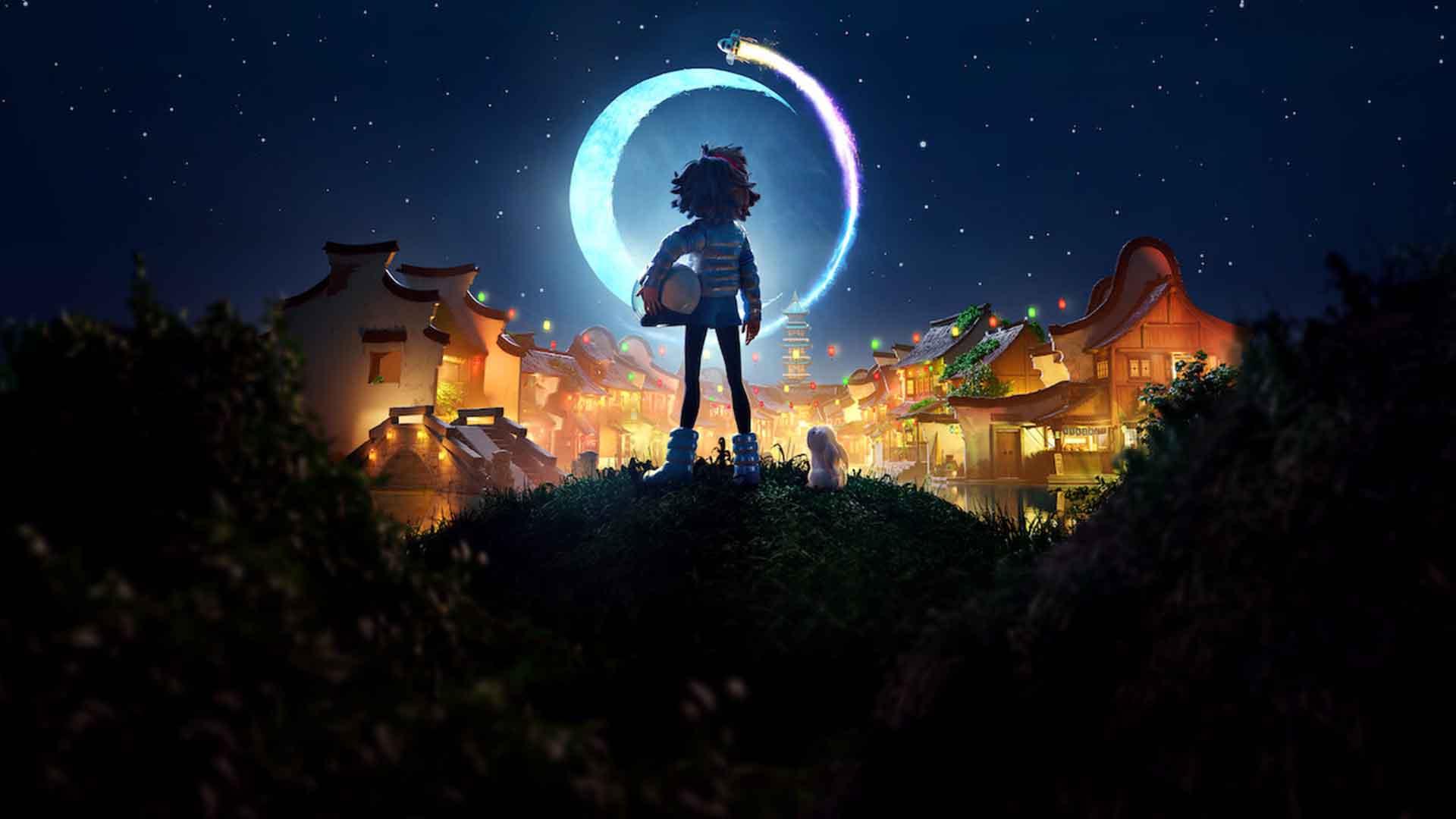 موسیقی متن انیمیشن Over the Moon