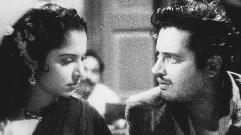 فیلم هندی pyaasa