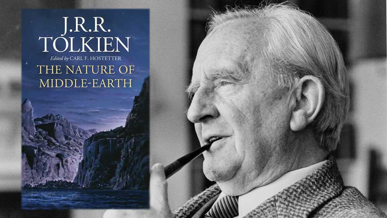 کتاب جدید جی آر آر تالکین