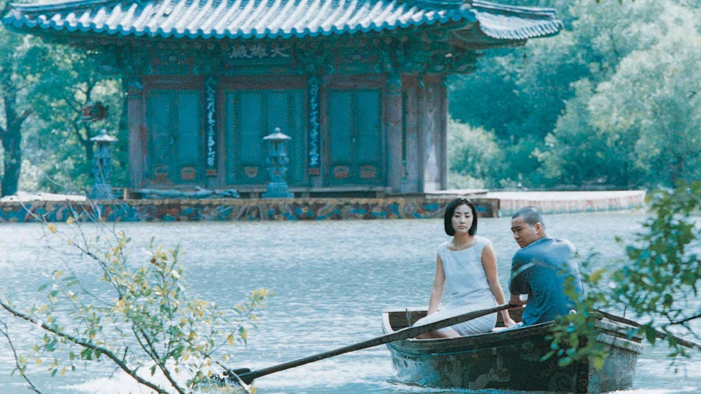 نمادگرایی بودایی در فیلم «بهار، تابستان، پاییز، زمستان... و بهار» ساختهی کیم کی-دوک