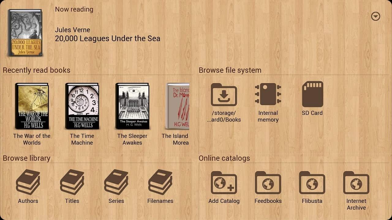 بهترین برنامههای کتابخوان الکترونیکی