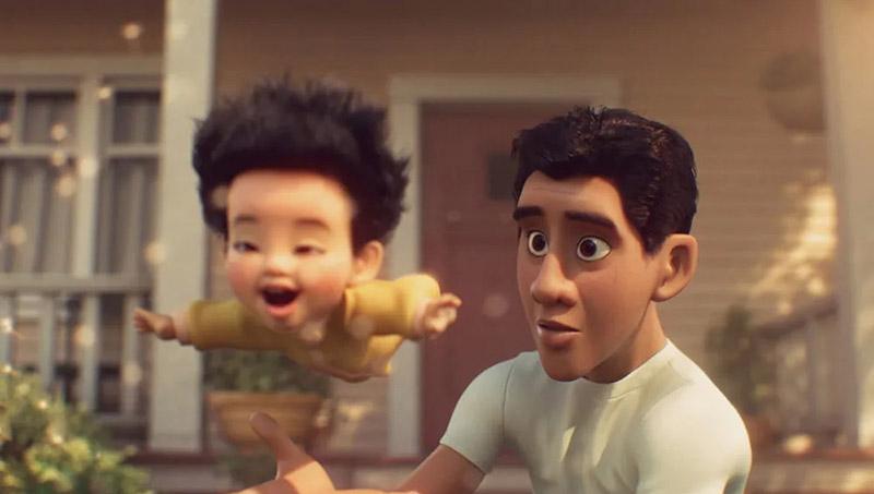 انیمیشن «شناور» Float