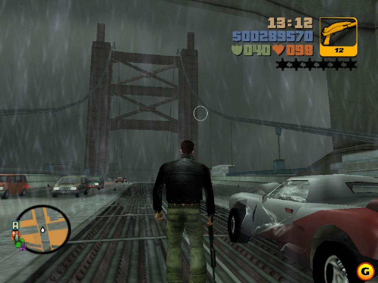 سومین نسخه Grand Theft Auto