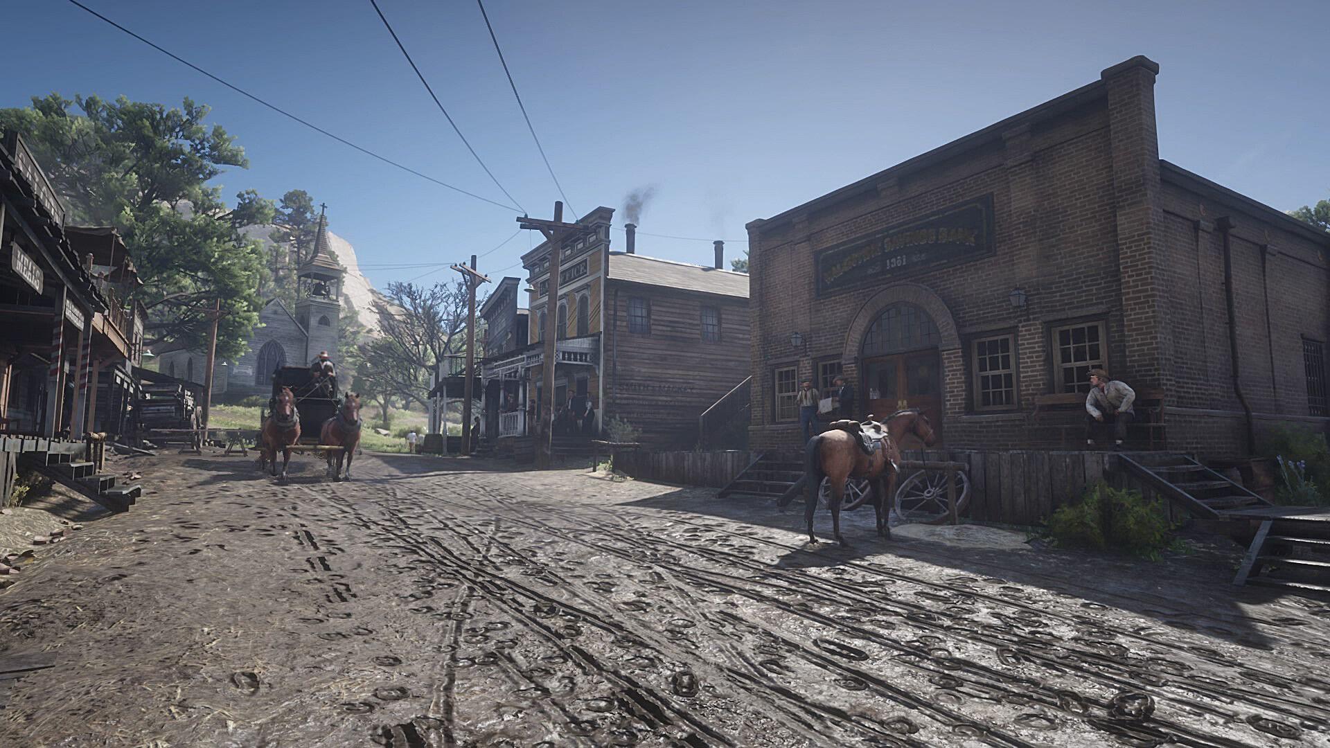 موسیقی متن بازی Red Dead Redemption 2